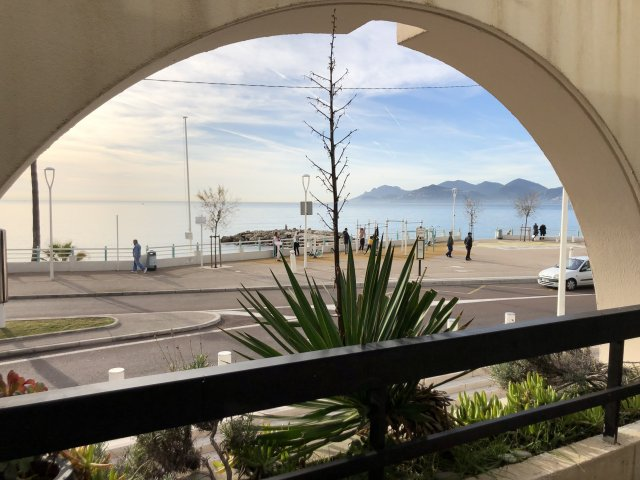 Vente appartement Cannes 06400