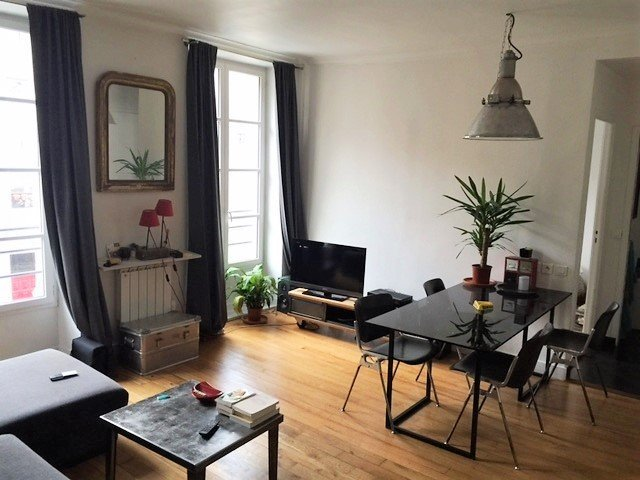Vente appartement Paris 75019