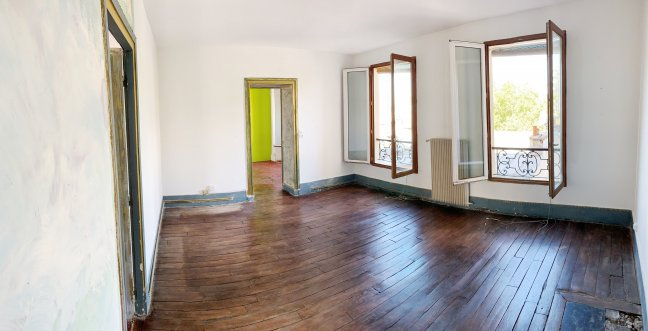 Vente appartement Paris 75020